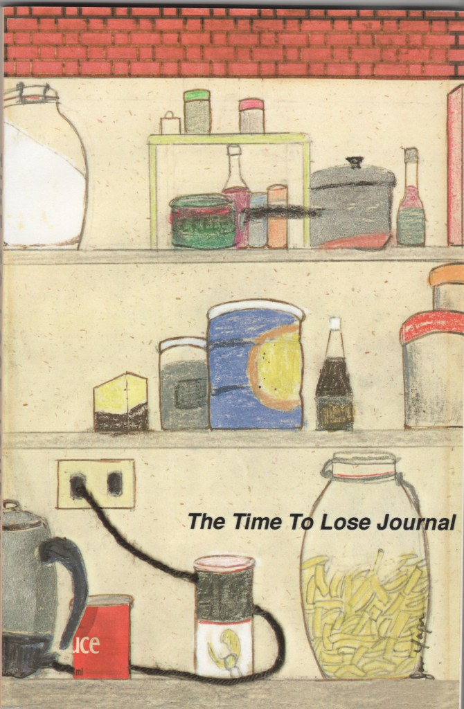 TimetoLoseJournal (cover)